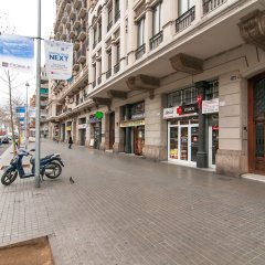 Апартаменты Montaber Apartments - Plaza España Барселона парковка