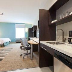 Отель Home2 Suites by Hilton Amarillo США, Амарилло - отзывы, цены и фото номеров - забронировать отель Home2 Suites by Hilton Amarillo онлайн удобства в номере фото 2