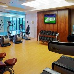 Новосибирск Марриотт Отель фитнесс-зал фото 4