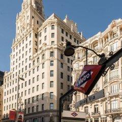 Отель M&F Gran Vía 1 Apartamento Испания, Мадрид - отзывы, цены и фото номеров - забронировать отель M&F Gran Vía 1 Apartamento онлайн фото 3