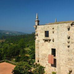 Отель Pousada Mosteiro de Amares комната для гостей фото 4