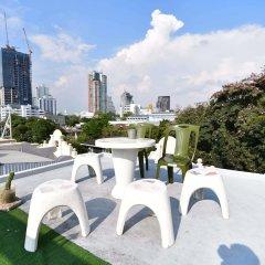 Отель Mangosteen Bangkok Sukhumvit Бангкок бассейн фото 2