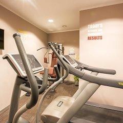 Отель Monika Centrum Hotels фитнесс-зал фото 4