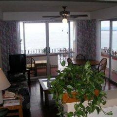 Отель Suites La Siesta Пуэрто-Вальярта комната для гостей фото 3