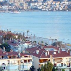 Eser Premium Hotel & SPA пляж фото 2