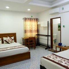 Отель Naung Yoe Motel Мьянма, Пром - отзывы, цены и фото номеров - забронировать отель Naung Yoe Motel онлайн комната для гостей фото 3