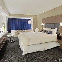 Отель Novotel Montreal Center Канада, Монреаль - отзывы, цены и фото номеров - забронировать отель Novotel Montreal Center онлайн комната для гостей фото 4