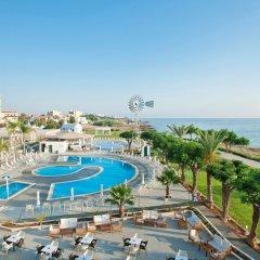 Отель Pernera Beach Протарас бассейн фото 3