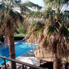 Отель Irida балкон