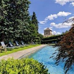 Schloss Hotel Korb Аппиано-сулла-Страда-дель-Вино бассейн фото 3