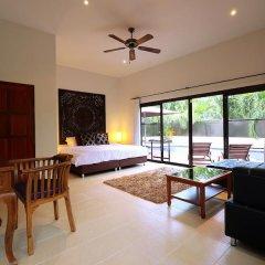 Отель PHUKET CLEANSE - Fitness & Health Retreat in Thailand Стандартный номер с различными типами кроватей