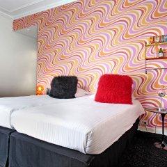 Hotel Vintage Airstream Брюссель сауна