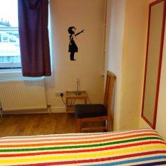 Отель Saint James Backpackers Великобритания, Лондон - отзывы, цены и фото номеров - забронировать отель Saint James Backpackers онлайн комната для гостей фото 4