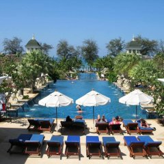 Отель Phuket Graceland Resort And Spa пляж