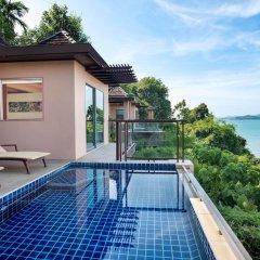 Отель The Westin Siray Bay Resort & Spa, Phuket Таиланд, Пхукет - отзывы, цены и фото номеров - забронировать отель The Westin Siray Bay Resort & Spa, Phuket онлайн балкон