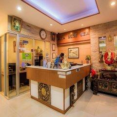 Отель Kata Blue Sea Resort спа