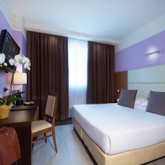 Отель CDH My One Hotel Bologna Италия, Болонья - 1 отзыв об отеле, цены и фото номеров - забронировать отель CDH My One Hotel Bologna онлайн комната для гостей фото 5