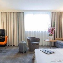 Отель Novotel Frankfurt City комната для гостей