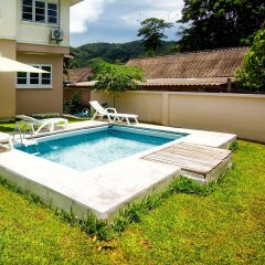 Отель Aquatoria BangTao Villa бассейн