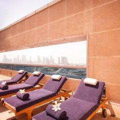 Апартаменты Movenpick Apartment Bur Dubai спа
