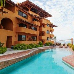 Hotel la Quinta de Don Andres бассейн