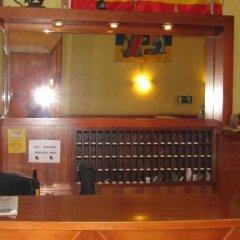 Отель Hostal El Rincon Валенсия гостиничный бар