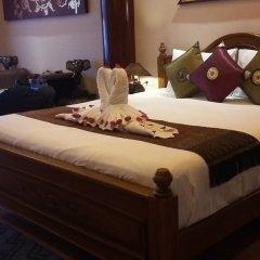 Отель Royal Phawadee Village комната для гостей фото 8