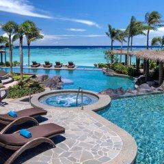 Отель Dusit Thani Guam Resort США, Тамунинг - 1 отзыв об отеле, цены и фото номеров - забронировать отель Dusit Thani Guam Resort онлайн бассейн