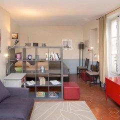 Апартаменты BP Apartments - Le Marais area Париж комната для гостей фото 5