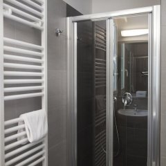 Hotel Gabbiano Римини ванная