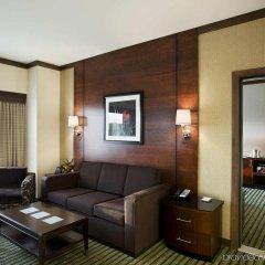 Отель Hilton Minneapolis/Bloomington США, Блумингтон - отзывы, цены и фото номеров - забронировать отель Hilton Minneapolis/Bloomington онлайн комната для гостей