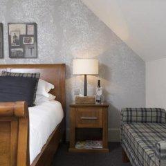 Отель du Vin & Bistro Edinburgh Великобритания, Эдинбург - отзывы, цены и фото номеров - забронировать отель du Vin & Bistro Edinburgh онлайн комната для гостей фото 5