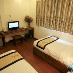 Отель Ha Noi Apple Hotel Вьетнам, Ханой - отзывы, цены и фото номеров - забронировать отель Ha Noi Apple Hotel онлайн комната для гостей фото 4