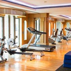 Отель Emirates Palace Abu Dhabi фитнесс-зал