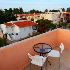 Отель Kripis House Греция, Пефкохори - отзывы, цены и фото номеров - забронировать отель Kripis House онлайн балкон