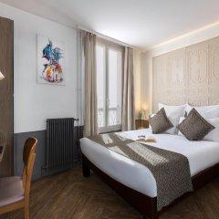 Отель Contact ALIZE MONTMARTRE комната для гостей фото 3