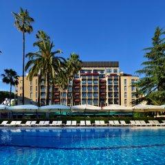 Parco Dei Principi Grand Hotel & Spa Рим бассейн фото 3