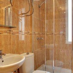 Отель Suites You Zinc Испания, Мадрид - 1 отзыв об отеле, цены и фото номеров - забронировать отель Suites You Zinc онлайн ванная фото 2