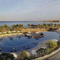 Отель Movenpick Resort & Spa Tala Bay Aqaba пляж фото 2