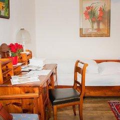 Отель Gasthof Hohlwegwirt Халлайн комната для гостей фото 5