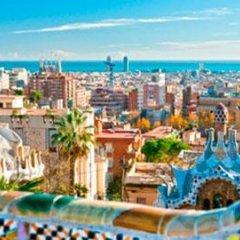 Отель Campanile Barcelona Sud - Cornella Испания, Корнелья-де-Льобрегат - 4 отзыва об отеле, цены и фото номеров - забронировать отель Campanile Barcelona Sud - Cornella онлайн бассейн фото 3