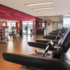 Отель Pearl Rotana Capital Centre фитнесс-зал фото 2