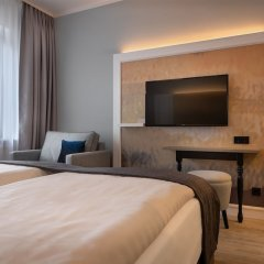 Отель Novum Hotel Franke Германия, Берлин - 9 отзывов об отеле, цены и фото номеров - забронировать отель Novum Hotel Franke онлайн удобства в номере фото 2