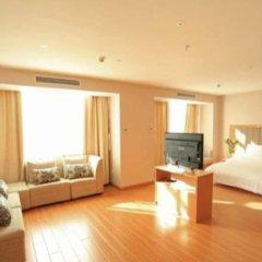 Отель Starway Jiujiang International Convention Centre Branch комната для гостей фото 4