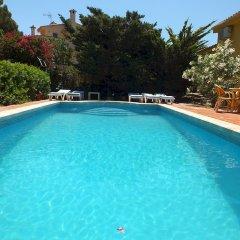 Отель Casa Capitán бассейн
