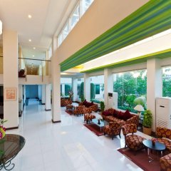 Отель The Platinum Suite интерьер отеля фото 3