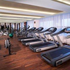 Отель Pullman Dubai Creek City Centre Residences фитнесс-зал