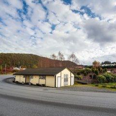 Отель Bergen Camping Park Берген парковка