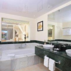 Отель Grand Bahia Principe Aquamarine Доминикана, Пунта Кана - отзывы, цены и фото номеров - забронировать отель Grand Bahia Principe Aquamarine онлайн ванная фото 2