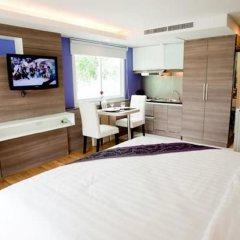 Отель Privacy Suites Бангкок удобства в номере